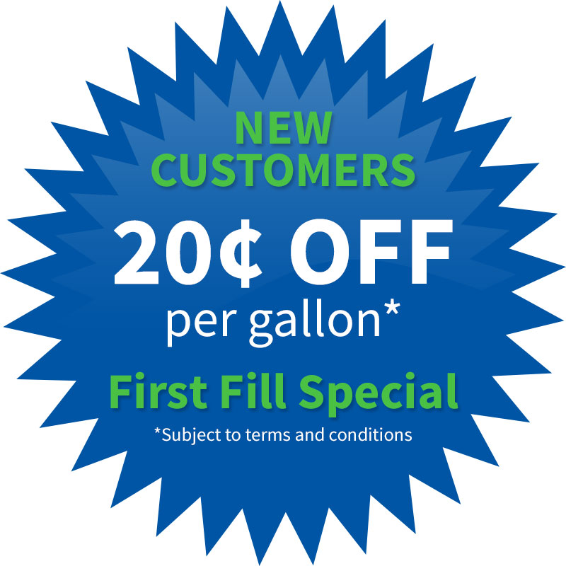 Burch Propane - New Customer Special
